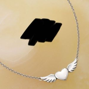 Retired James Avery Let Love Soar Necklace